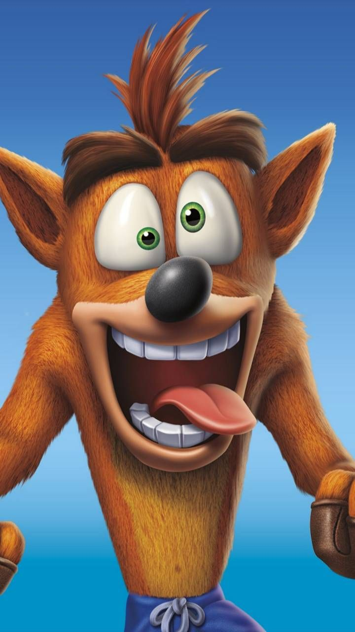 Crash Bandicoot wallpaper by EricScamander - 64fa - Free on ZEDGE™