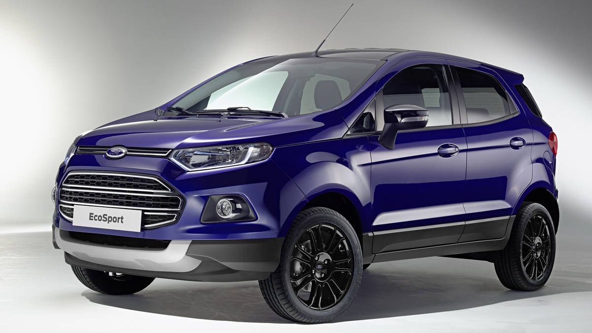 Is The Ford Ecosport Headed To The Us Autoweek Ford Ecosport Autos Autozeitung