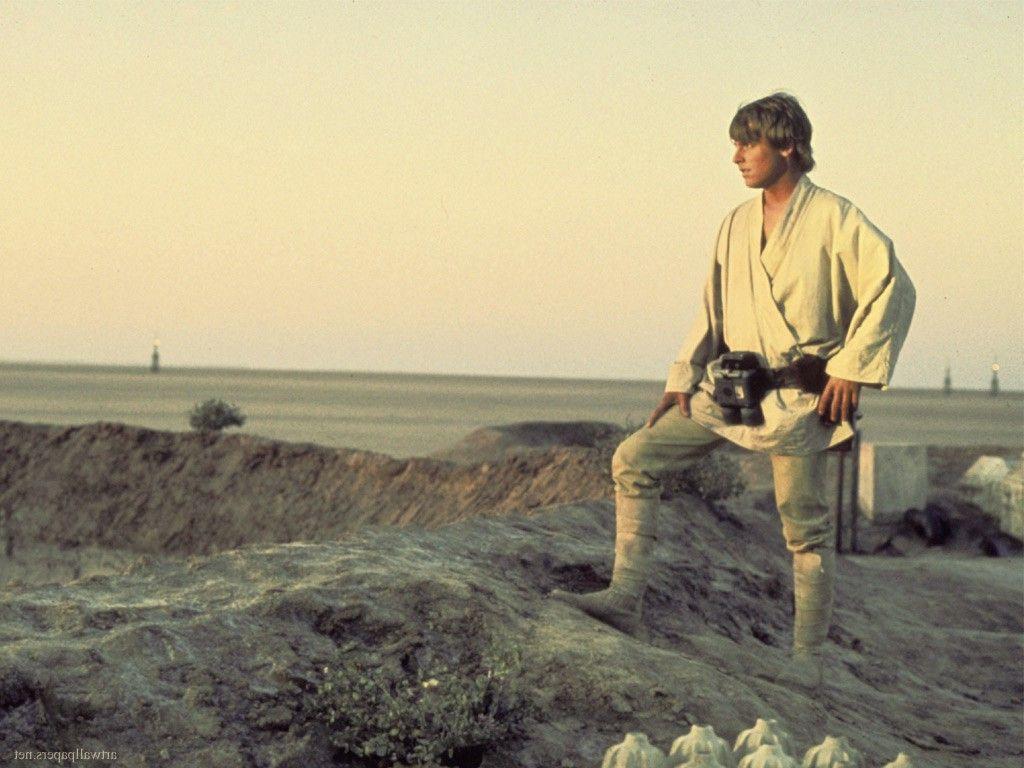 Anakin Skywalker Tatooine Wallpaper by HD Wallpapers Daily