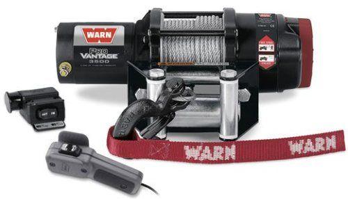 Warn ProVantage 3500 Winch Kit (9035)   UTV accessories