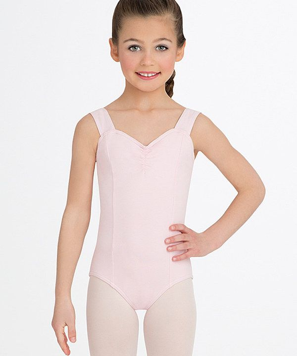 Take a look at this Pink Sweetheart Leotard - Girls on zulily today!