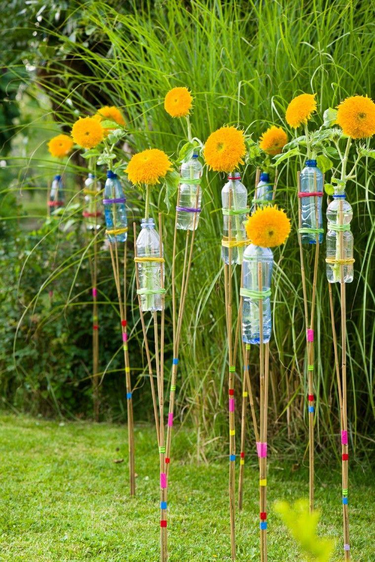 original-deco-party-bottles | Garden | Pinterest | Partydekoration ...