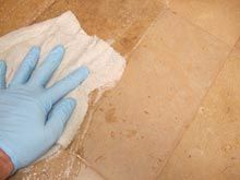 How To Properly Clean Travertine Floor Tiles