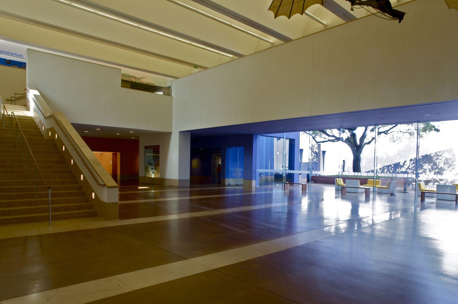 Museo De Ciencia E Historia Fort Worth Tx Legorreta  # Muebles Nuryan San Luis Potosi