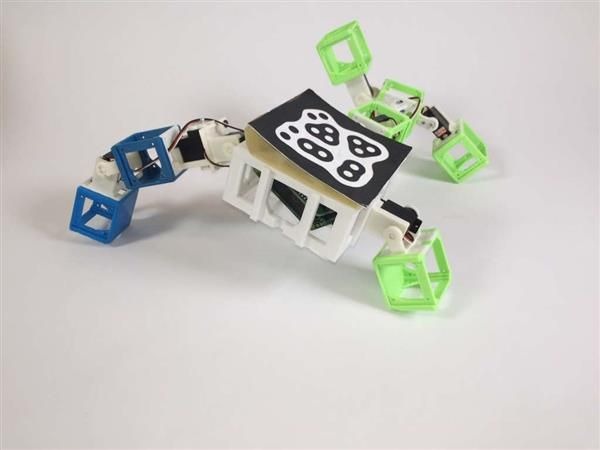 3ders.org - Reproducing robots: world's first 3D printed robot baby is born | 3D Printer News & 3D Printing News