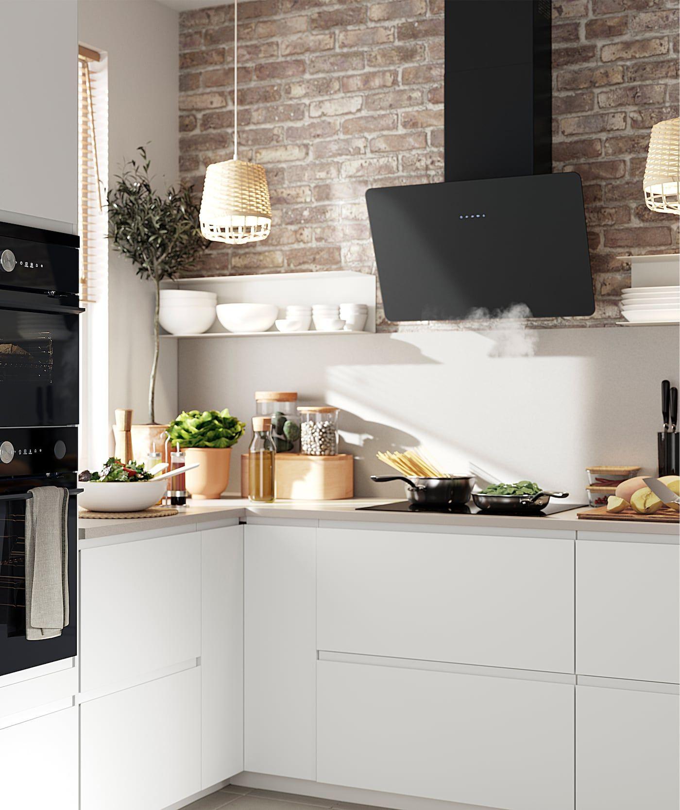 Elettrodomestici, alleati preziosi nel 2019 | Cucina ikea ...