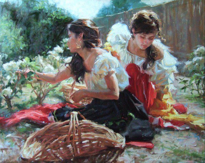 Painted by Gladys Roldan-de-Moras