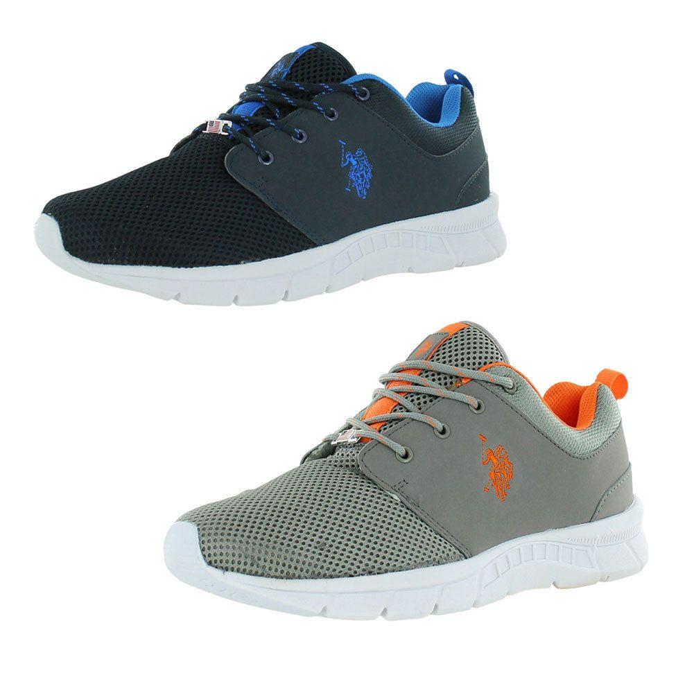 U.S. Polo Assn Men's Clinch 2 Running Shoes $20   Free Shipping ...