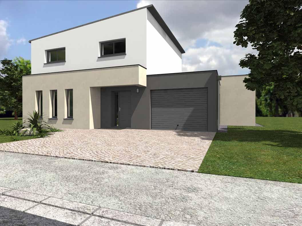 Maison d 39 architecte alliance construction personnalisez for Construction maison architecte