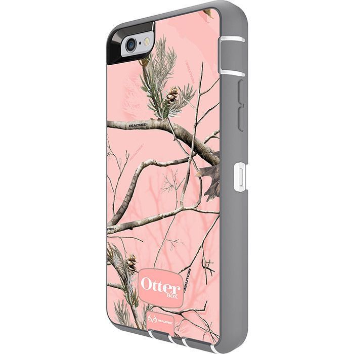 Otterbox Defender Case for iPhone 6 Pink Camo  30b7eb7c019f