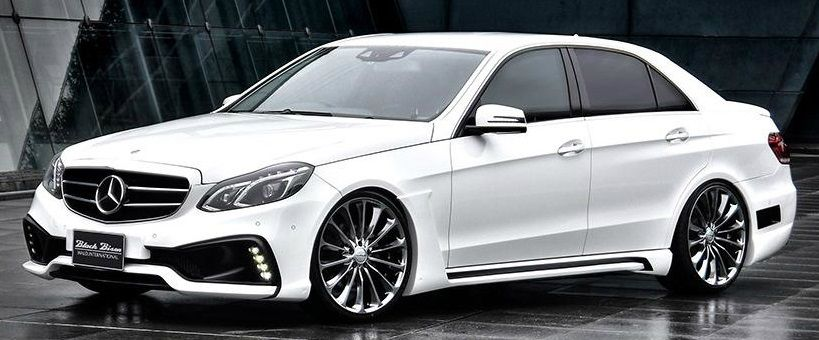 101 Modified Cars Mercedes Benz E Class W212 Mercedes