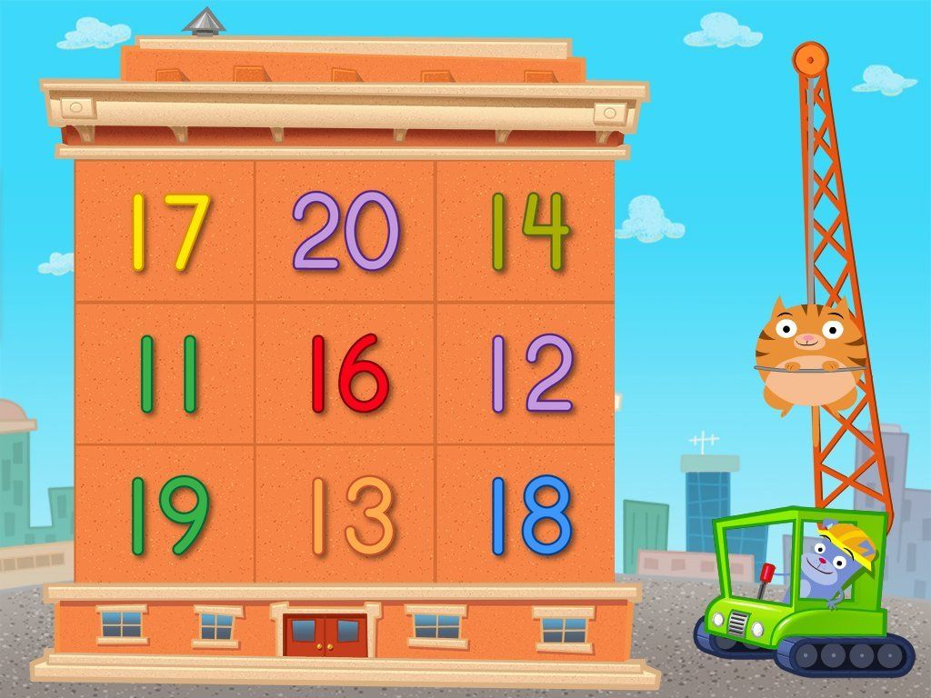 math worksheet : number demolition 11 to 20  math game  online educational games  : Computer Math Games For Kindergarten