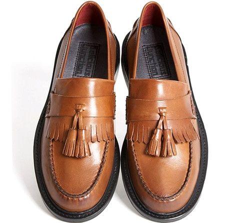 fb99beb3228 Shoes Men s Loafers Rude Boy Tan Mod Suedehead Delicious Junction –  CXLondon.Com