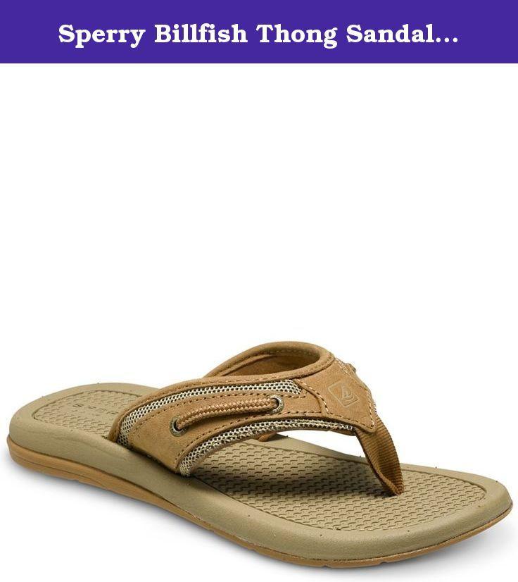 b0f6479881a Sperry Billfish Thong Sandal (Little Kid Big Kid)