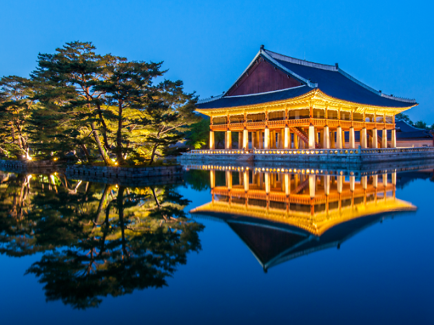 Nighttime tour of Gyeongbok Palace to start in Sept