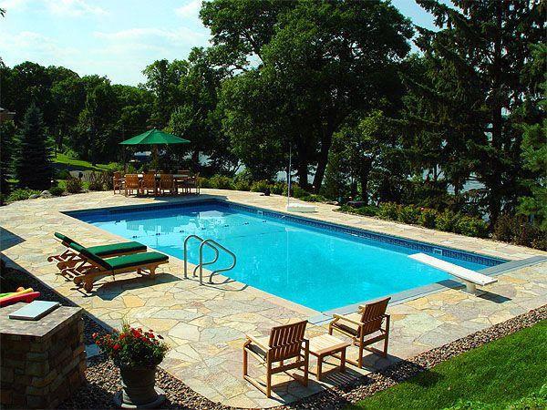 Inground Pools Swimming Pool Construction Pool