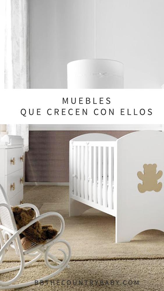Muebles funcionales para niños, cunas, cuna-cama... | Muebles ...