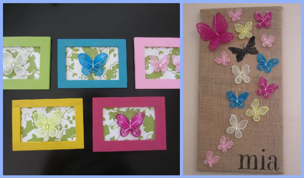 Exceptional Arts And Crafts Gift Ideas For Kids Part - 3: Wall-art-gift-idea-Collage.jpg (1024×601)