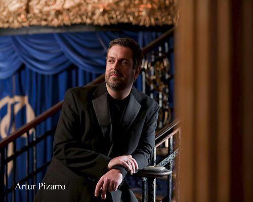 Artur Pizarro, piano
