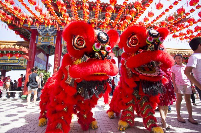 Slideshow 9 Best Places To Celebrate Chinese New Year Around The World Chinese New Year Year Of The Rabbit Chinese Festival