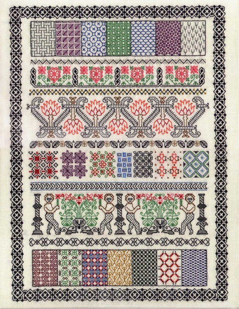 Blackwork Patterns Interesting Design Inspiration