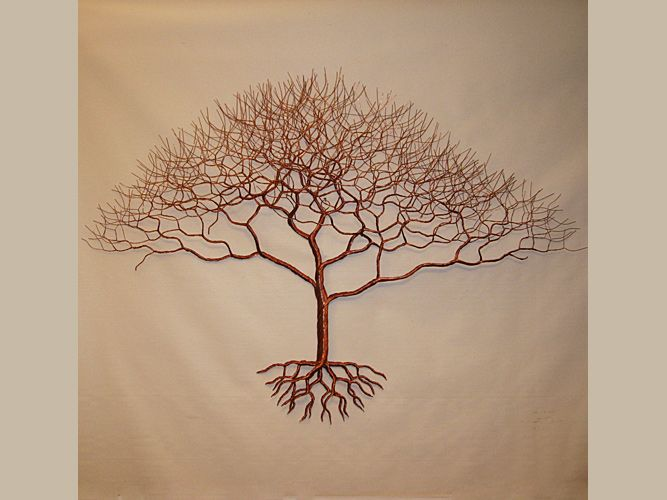african acacia wire tree jewelry and wire wrapping crafts rh pinterest com acacia tree tattoo designs Gothic Tree Tattoos