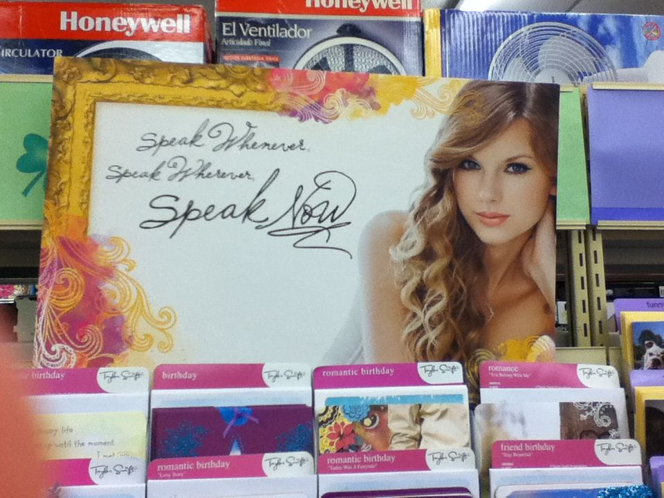 At cvs she has a bunch of cool birthday cards taylor swift at cvs she has a bunch of cool birthday cards bookmarktalkfo