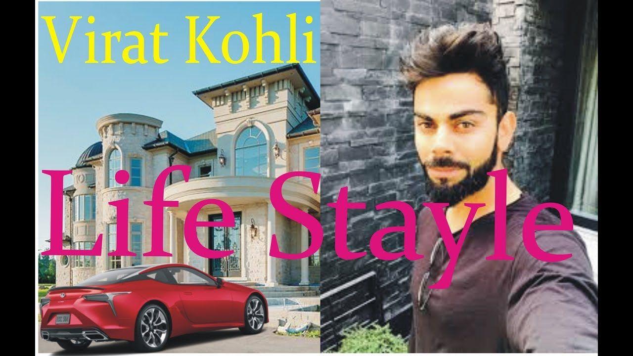 Virat Kohli (Cricketer) Height, Weight, Age, Wife