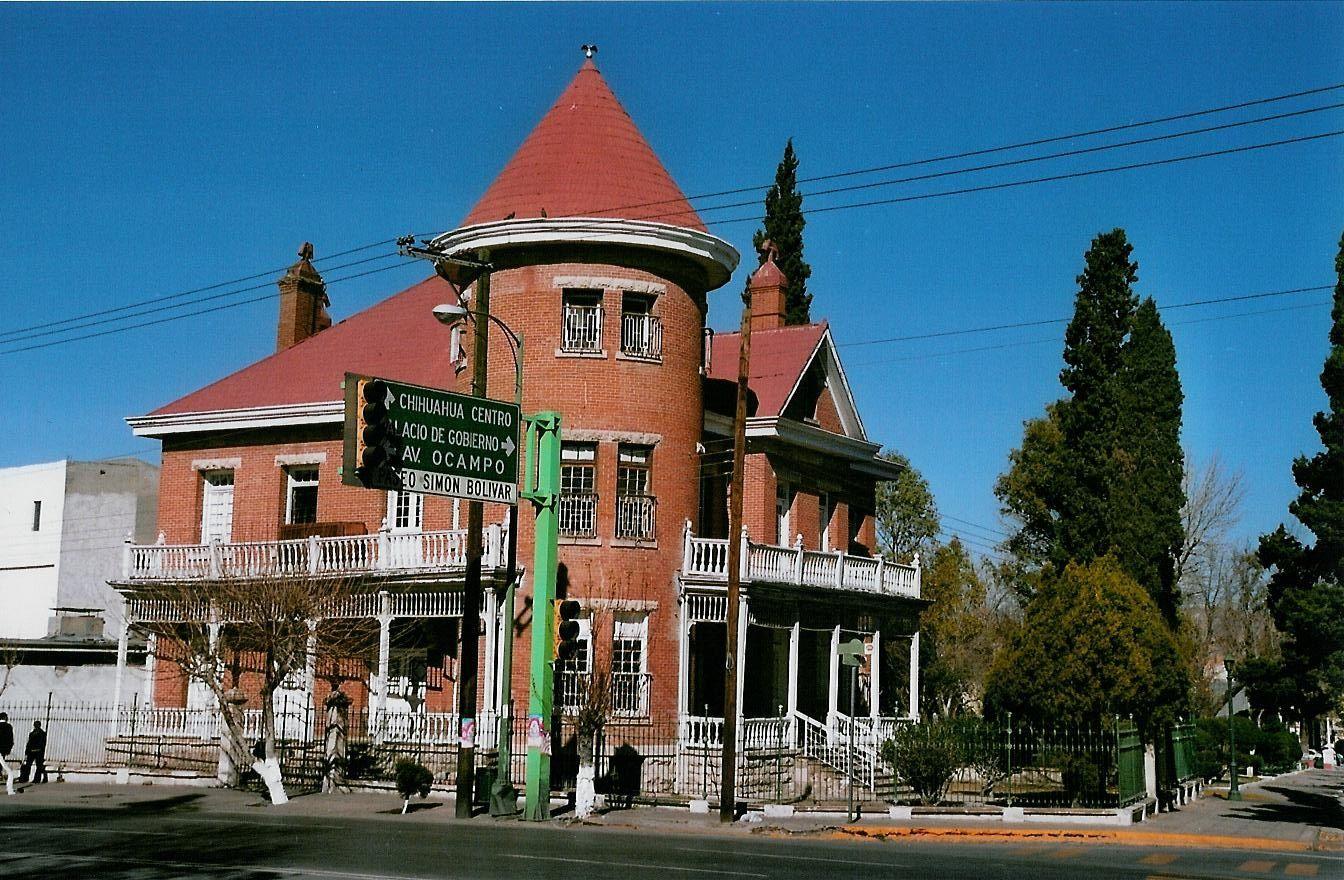Arquitectura victoriana paseo bolivar ciudad de - Arquitectura victoriana ...