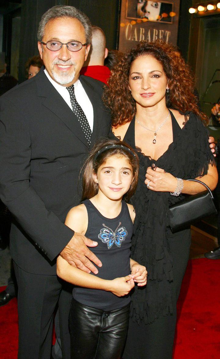 Gloria and Emilio Estefan's Daughter Emily Talks Following ...