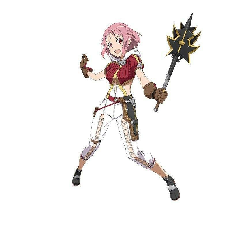 Lisbeth ~ Hollow Realization | SAO | Sword art online hollow