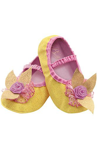 12fd6fc8810a Disguise Costumes Belle Slippers