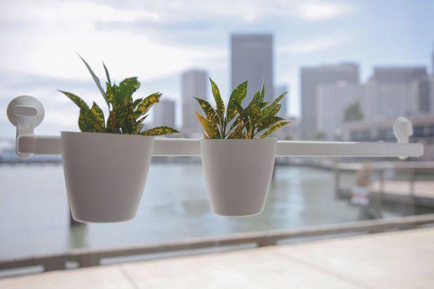 Ikea Hack Suction Cup Window Planters Window Planters