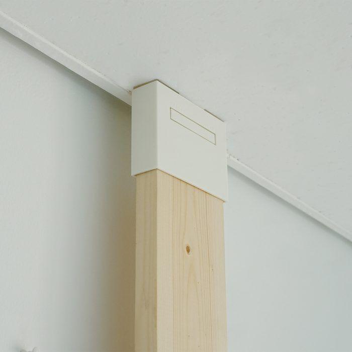 ラブリコに新パーツ登場 1 4材で突っ張り棚板をdiy Makit