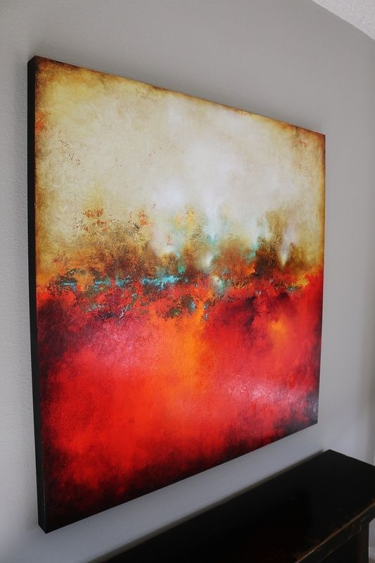 I Create A Diverse Range Of Acrylic Works On 2 Deep All Wood