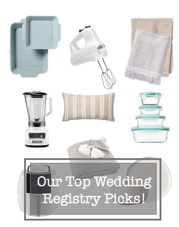 Our favorites from our Target and Bed Bath and Beyond