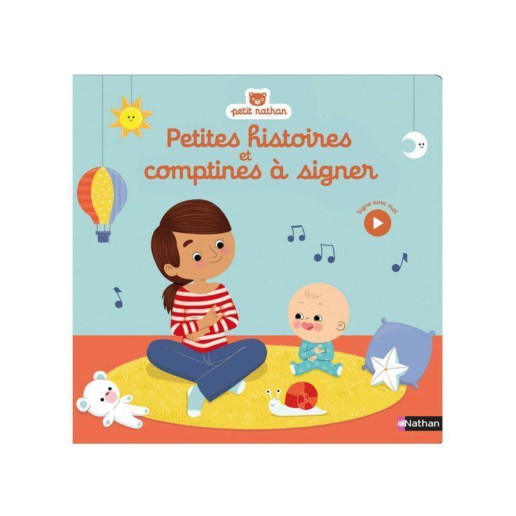 Livre Petites Histoires Et Comptines A Signer Je Developpe