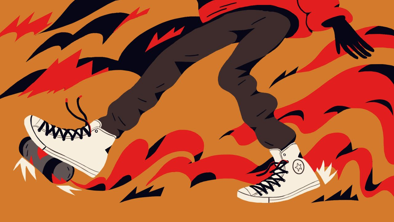 2a7c42b6e74d L . — A bunch of early vis dev stuff I did for Converse...