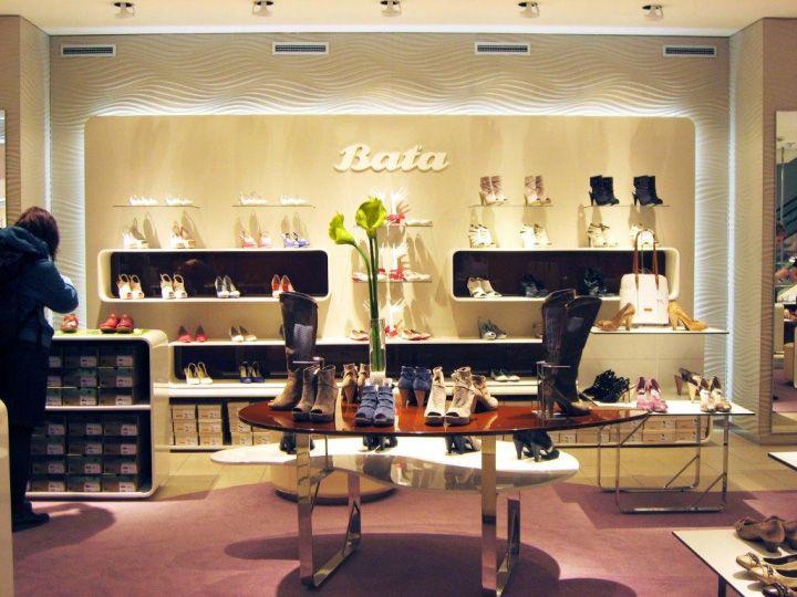 Interior Gmbh bata flagship store by retail branding gmbh prague design