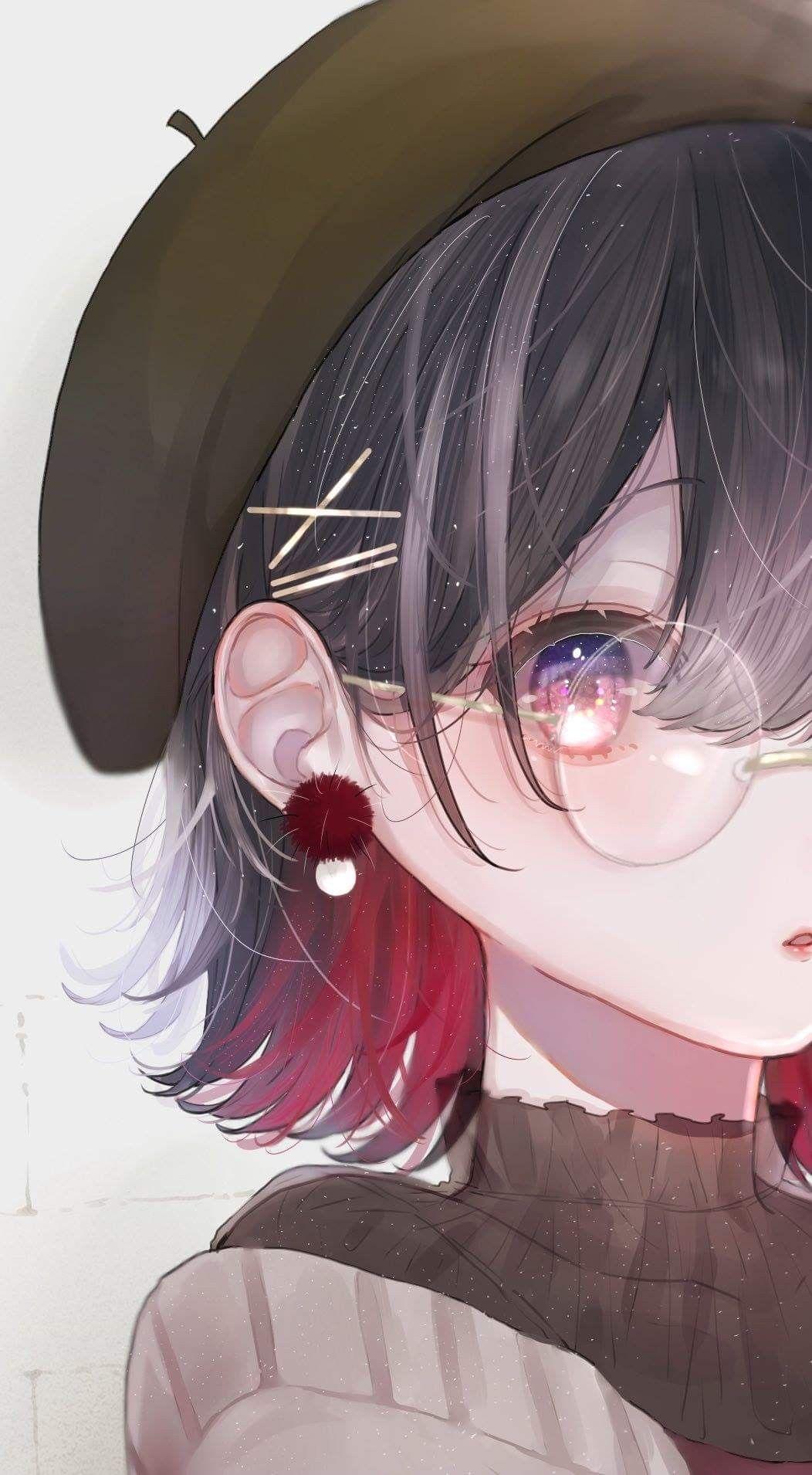 Пин от пользователя Amma на доске Anime  Рисунки девушки, Милая