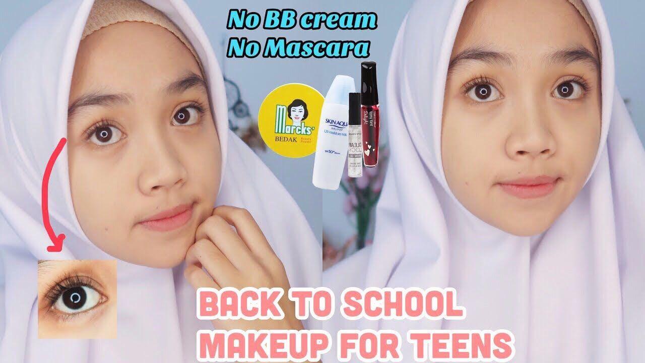 Perfect Cara Makeup Natural Untuk Ke Sekolah And View Cara Makeup Natural Cara Makeup Natural Makeup