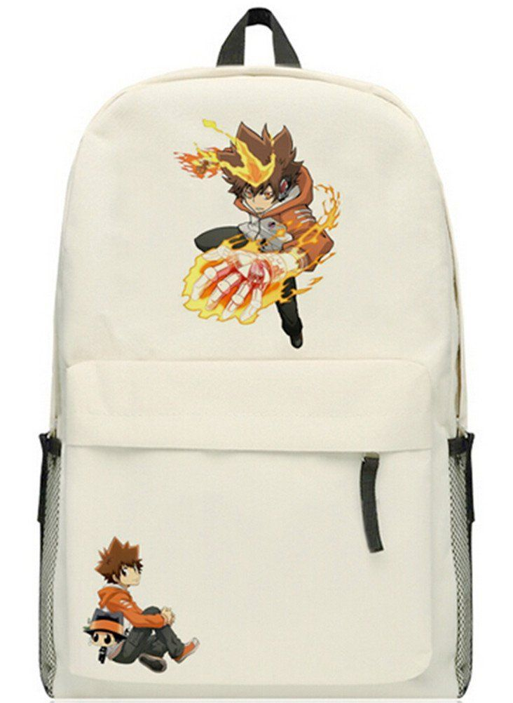 YOYOSHome Katekyo Hitman Reborn Anime Cosplay Rucksack Backpack School Bag >>> You can get more details by clicking on the image. (This is an Amazon Affiliate link and I receive a commission for the sales)