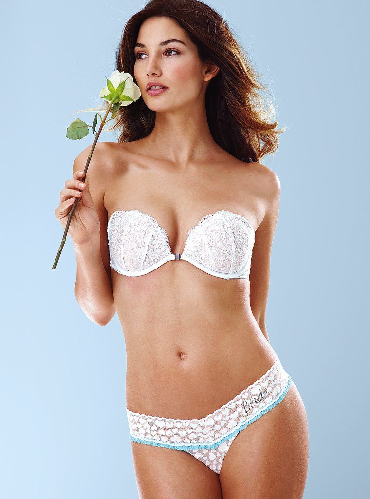 Our Favourite Victorias Secret Model Lily Aldridge Cute HQ Pics Of 2012 American ModelNWT