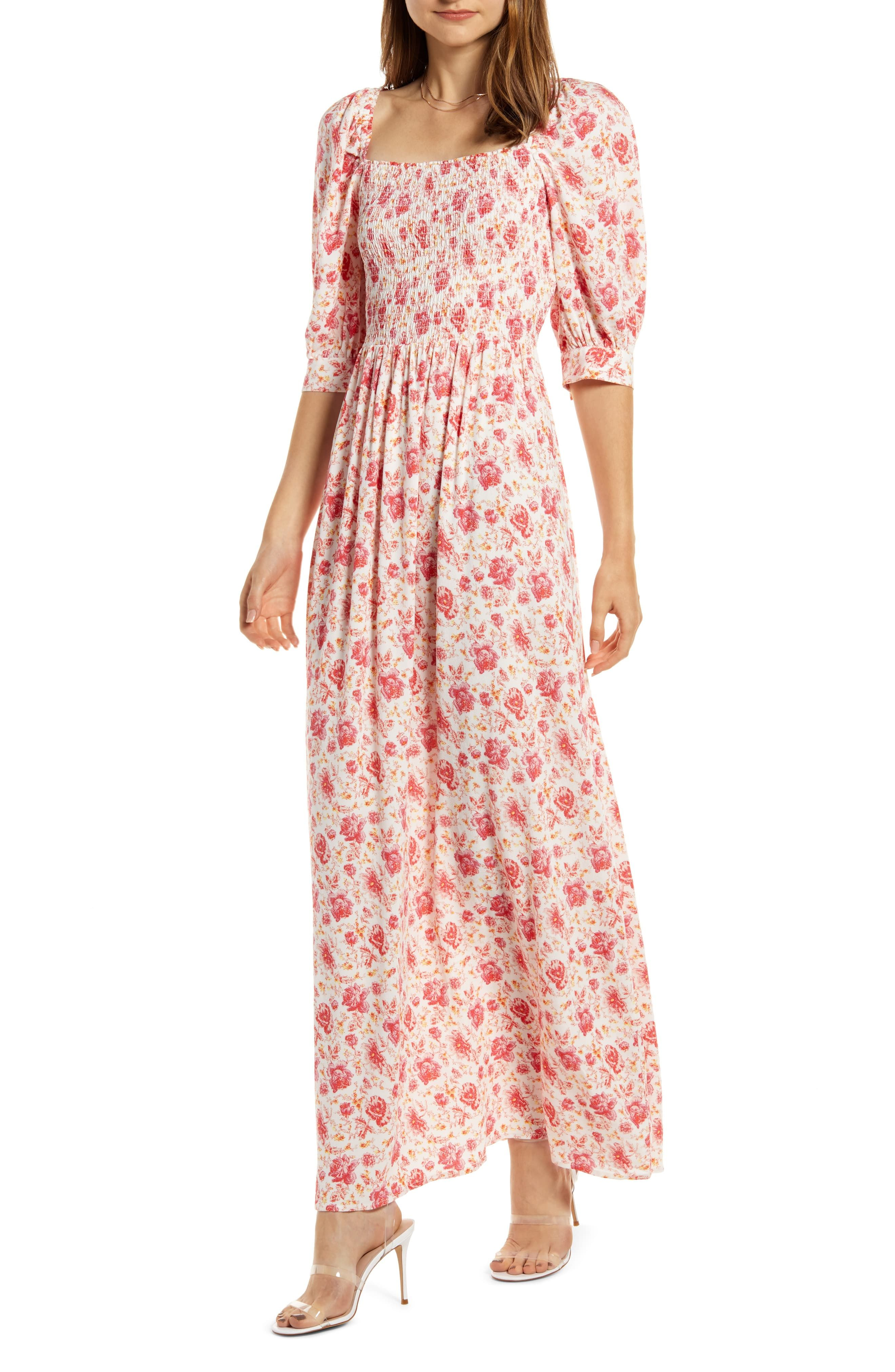 Nordstrom's Popular All in Favor Maxi Dress Is On Sale
