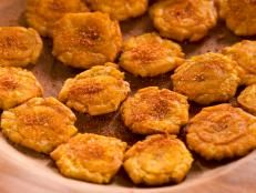 Sweet and Spicy Plantain Chips #farmhouserulesrecipes