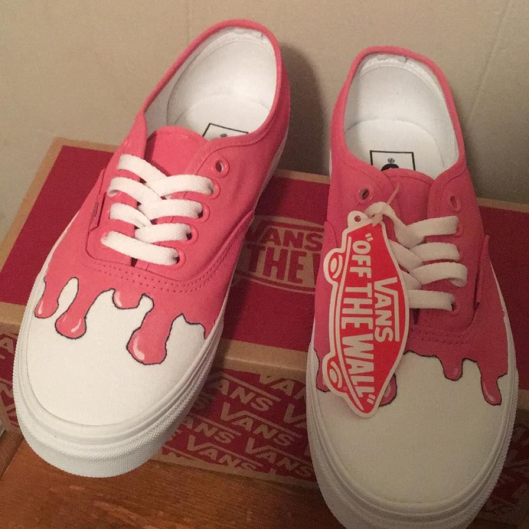 Custom vans shoes, Vans