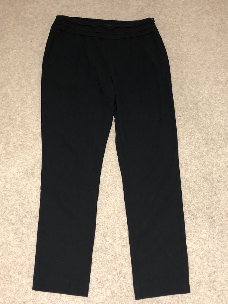 d390d642f Gorgeous Black Mango Womens Trousers Pants Size 8 #fashion #clothing #shoes  #accessories #womensclothing #pants #ad (ebay link)