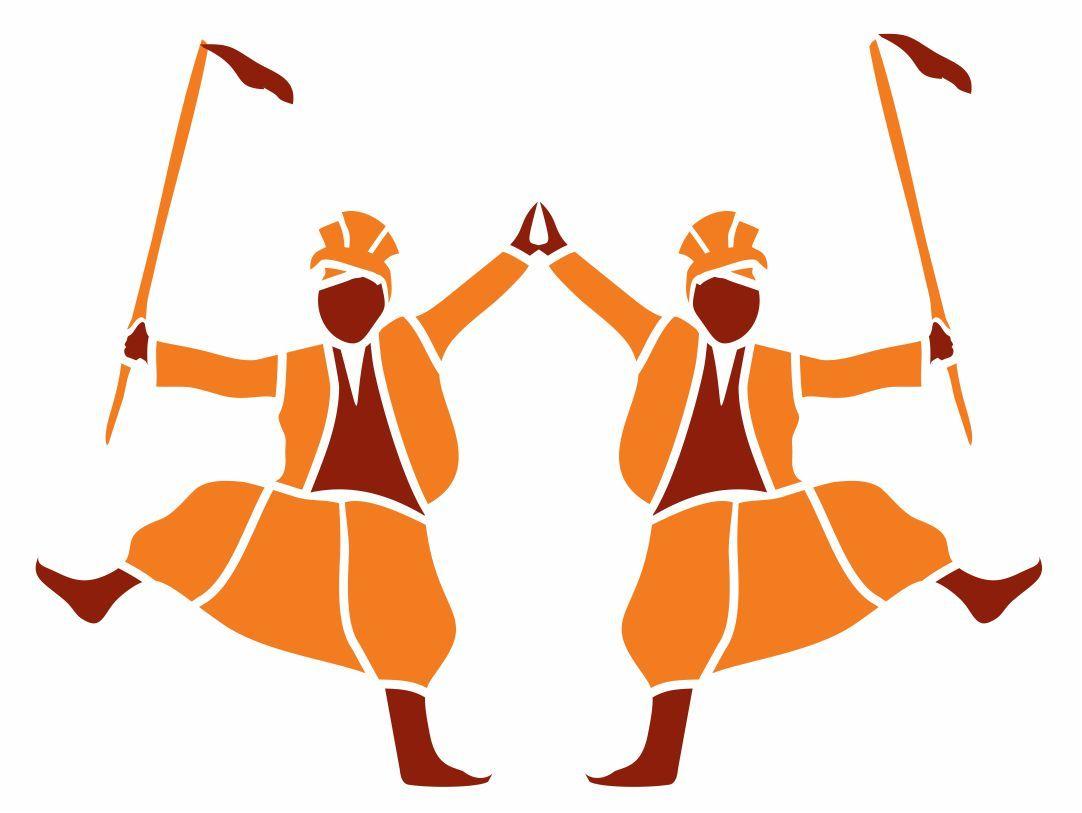 punjabi bhangra classical dance festival happy lohri