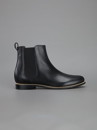 305a5732585ef4 SERGIO ROSSI studded chelsea boot