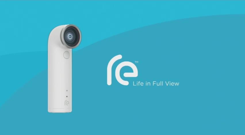 生活技.net: 能拍攝慢動作120 fps 拍攝的 HTC RE